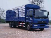 Грузовик с решетчатым тент-каркасом Sinotruk Huawin SGZ5200CXY-G