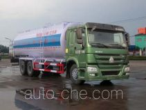 Автоцистерна для порошковых грузов низкой плотности Sinotruk Huawin SGZ5250GFLZZ4W58