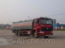 Автоцистерна для химических жидкостей Sinotruk Huawin SGZ5250GHYZZ3J44