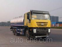 Поливальная машина (автоцистерна водовоз) Sinotruk Huawin SGZ5250GSSCQ5