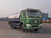 Поливальная машина (автоцистерна водовоз) Sinotruk Huawin SGZ5250GSSZZ4W