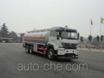 Автоцистерна для нефтепродуктов Sinotruk Huawin SGZ5250GYYZZ5M5