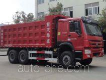 Самосвал для песка для гидроразрыва пласта (ГРП) Sinotruk Huawin SGZ5250TSGZZ5W38