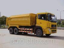 Самосвал с герметичным закрытым кузовом для порошковых грузов