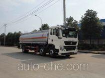 Автоцистерна для нефтепродуктов Sinotruk Huawin SGZ5251GYYZZ5T5
