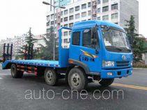 Грузовик с плоской платформой Sinotruk Huawin SGZ5251TPBCA3