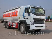 Автоцистерна для порошковых грузов Sinotruk Huawin SGZ5258GFLZZ3W521