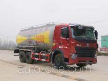 Автоцистерна для порошковых грузов Sinotruk Huawin SGZ5259GFLZZ3W460