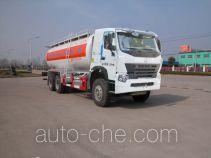 Автоцистерна для порошковых грузов Sinotruk Huawin SGZ5259GFLZZ3W521