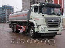 Автоцистерна для нефтепродуктов Sinotruk Huawin SGZ5260GYYZZ5J5