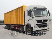 Автофургон с подъемными бортами (фургон-бабочка) Sinotruk Huawin SGZ5310XYKZZ5T5