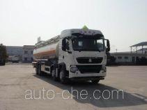 Автоцистерна алюминиевая для нефтепродуктов Sinotruk Huawin SGZ5311GYYZZ4G
