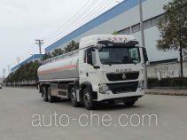 Автоцистерна алюминиевая для нефтепродуктов Sinotruk Huawin SGZ5311GYYZZ5T5