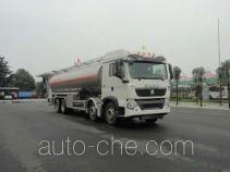 Автоцистерна алюминиевая для нефтепродуктов Sinotruk Huawin SGZ5321GYYZZ5T5