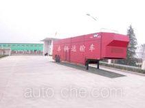 Полуприцеп автовоз для перевозки автомобилей Sinotruk Huawin SGZ9170TCL