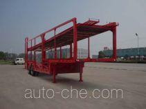 Полуприцеп автовоз для перевозки автомобилей Sinotruk Huawin SGZ9200TCL