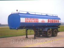 Поливальная машина на базе полуприцепа Sinotruk Huawin SGZ9270GSS-G