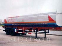 Полуприцеп цистерна для нефтепродуктов Sinotruk Huawin SGZ9270GYY-G
