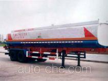 Полуприцеп цистерна для нефтепродуктов Sinotruk Huawin SGZ9340GYY