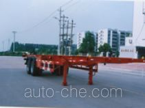 Полуприцеп контейнеровоз Sinotruk Huawin SGZ9350TJZ