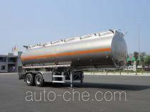 Полуприцеп цистерна алюминиевая для нефтепродуктов Sinotruk Huawin SGZ9356GYY