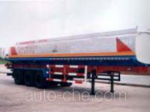 Полуприцеп цистерна для нефтепродуктов Sinotruk Huawin SGZ9400GYY