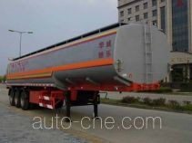 Полуприцеп цистерна для нефтепродуктов Sinotruk Huawin SGZ9401GYY