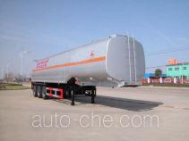 Полуприцеп цистерна для нефтепродуктов Sinotruk Huawin SGZ9407GYY
