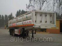 Полуприцеп газовоз для перевозки газа высокого давления в длинных баллонах Bolong SJL9360GGY