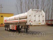 Полуприцеп газовоз для перевозки газа высокого давления в длинных баллонах Bolong SJL9401GGY
