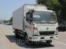 Автофургон с подъемными бортами (фургон-бабочка) Wuyue TAZ5044XYKA