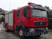 Пожарный аварийно-спасательный автомобиль Wuyue TAZ5144TXFJY90