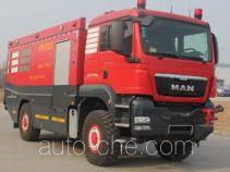Аэродромный пожарный автомобиль Wuyue TAZ5184GXFJX50