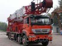 Агрегат подъемный капитального ремонта скважины (АПРС) Wuyue TAZ5374TXJ