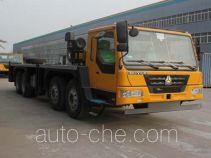 Шасси автокрана Wuyue TAZ5454JQZ