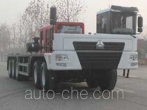 Шасси агрегата подъемного капитального ремонта скважины (АПРС) Wuyue TAZ5615TXJA