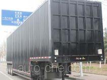 Полуприцеп фургон с подъемными бортами (фургон-бабочка) Wuyue TAZ9404XYKB