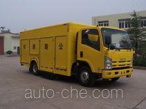 Машина для регулярного исследования коэффициента поперечной силы (SCRIM) Liyi THY5100XLHW