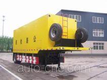 Дорожная испытательная машина на базе полуприцепа Liyi THY9180TLJG