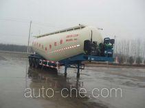 Полуприцеп цистерна для порошковых грузов низкой плотности Kaisate ZGH9400GFL