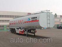 Полуприцеп цистерна для нефтепродуктов Lushen Auto ZLS9400GYY