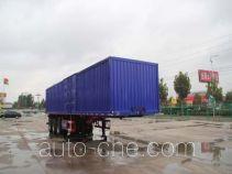 Полуприцеп фургон Lushen Auto ZLS9400XXY