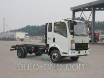 Шасси грузового автомобиля Sinotruk Howo ZZ1047F331BE145