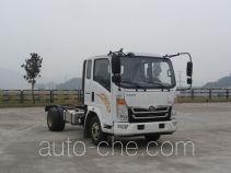 Шасси грузового автомобиля Homan ZZ1048D17DB2