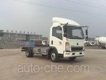 Шасси электрического грузовика Sinotruk Howo ZZ1077F3414Z174BEV