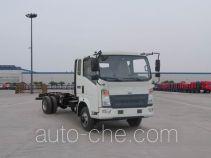 Шасси грузового автомобиля Sinotruk Howo ZZ1087G331BE183