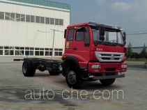 Шасси грузового автомобиля Huanghe ZZ1164K4516D1