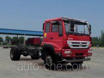 Шасси грузового автомобиля Huanghe ZZ1164K5016D1