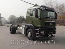 Шасси грузового автомобиля Sinotruk Sitrak ZZ1166N461MD1