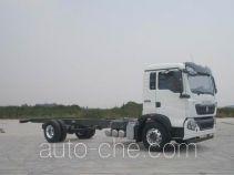 Шасси грузового автомобиля Sinotruk Howo ZZ1187M501GE1